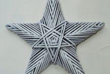 vánoční pleteni