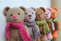 knit...teddys