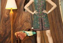 Batik warisan online collection / Batik fashion