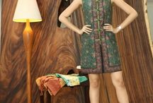 Songket  Dress
