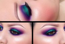 Eye makeup / by Youcan Knowall