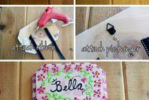 DIY for little girls hair.