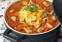 Soups/Stews/Gumbos/Chili / by DFR