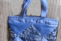 Táskáim / Általam készített táskák, neszeszerek, apróságok