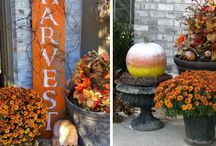 Fall Decoration Outdoor