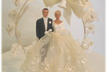 Wedding Cake Toppers / cute wedding cake toppers