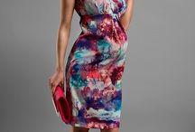 sukienki stroje ciążowe