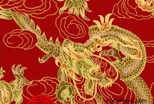 Chinese tablescape / by Marie Gross