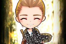 張根碩  chibi / Cutie pie