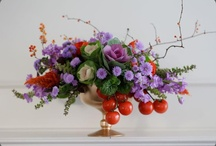 Fruits & Flowers / Innovative and inspirational designs using fruits and flowers