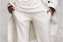 WHITE (fashion) / FASHION - white color