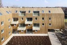 apartement building