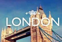 We ❤ London / Welcome to lovely London, www.ef.com/LondonSchool / by EF International Language Centers - Study Abroad