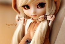 pullip & BJD ball jointed doll