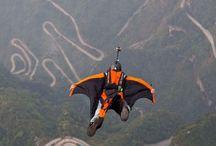 Sky/BASE jumping