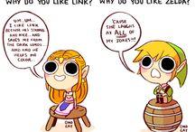 Legend of Zelda / Legend of Zelda..