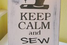 Sewing is my life