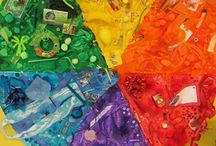 Color Wheel Inspired Projects