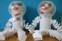 thema astronauten