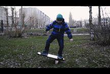 Balanceboarding