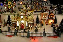 Christmas Village / by Bobbi Ann Cook