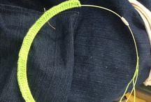 Collar a crochet