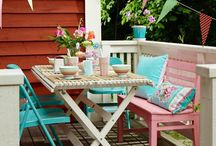 Inspiration balcon/patio