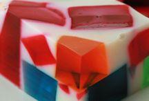 Jello Mold Desserts