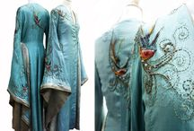 Game of Thrones wardrobe / Richly embroidered costumes from the series by Michele Carragher