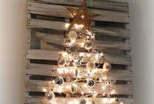 DIY: letreros navideños