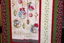 Winter Wonderland, 2016 / Our holiday quilts and kits for Winter Wonderland, 2016!