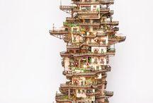 Bonsai artistico