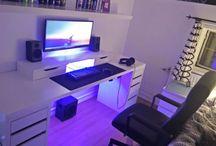 Office Setup or Decor