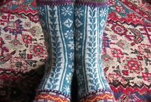 Rainbow Fair Isle  / Pattern inspiration with an emphasis on colourwork
