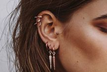 Style earrings