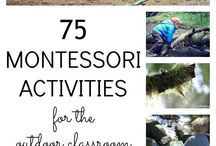 Montessori outdoors
