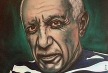 Pablo Picasso / Paintings