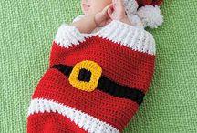 Bebé de ganchillo