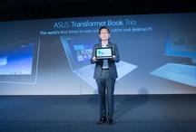 Computex 2013 / Asus lancia i suoi nuovi prodotti al Computex di Taipei.