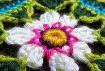 Lily Pond CAL 2015 / Lily pond blanket,