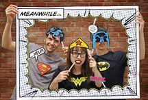 Вечеринка супергерои