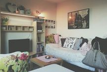 Living Room Decor / by Kennesaw State University Housing and Residence Life