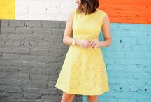 Yellow / by Glamazons Blog