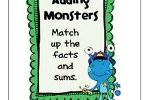 School: Monster Mash / by Barbara Reichert