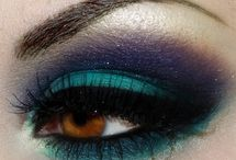 Make up  / by Marie DeMoultrie