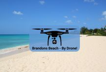 Barbados By Drone / Soaring above an incredible Caribbean island, along palm-lined beaches, over turquoise waters, alongside lighthouses and through lush tropical gardens!