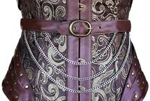 Ideas - Steam punk outfit / by Debra Buckland