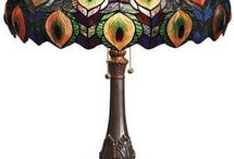 Tiffany Lamps / by MILLICENT McIntosh