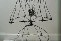 Art - wire