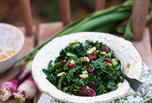 Veggies, Salads, Fruits / by Megan Donovant